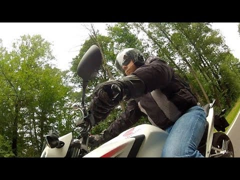 (ENG) 2013 Honda CB500F - Test Drive and Review