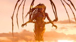 Starcraft 2: Heart of the Swarm Movie | Kerrigan's Revenge (Full Story)