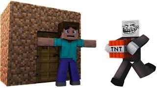 TROLL VS MİNECRAFT #1