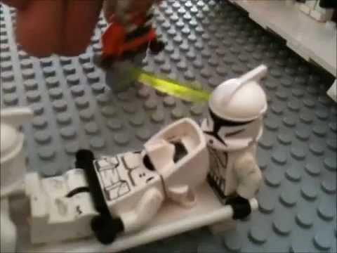 Lego Star Wars: Clone Base on Alderaan