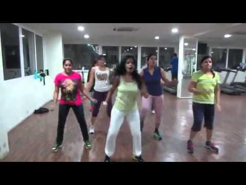 Super Zumba Workout   Live It Up