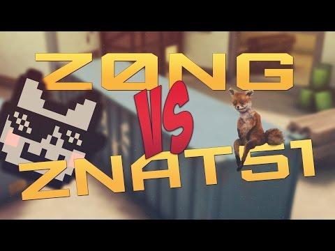 Контра Сити: z0nG vs znat51