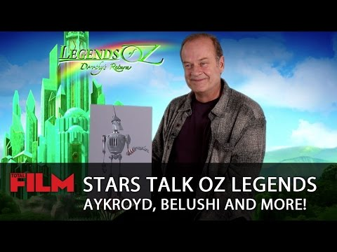 Dan Aykroyd, Kelsey Grammer and more talk iconic Oz characters