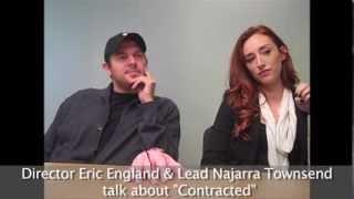 Director Eric England & Lead Najarra Townsend discuss