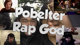League of Legends Funny Stream Moments #35 - POBELTER RAP GOD!