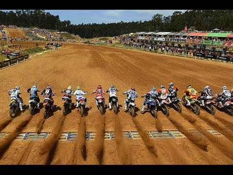 Fim Motocross World Championship - Mxon - Best Moments 2013 video