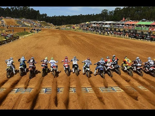FIM Motocross World Championship - MXoN - Best Moments 2013