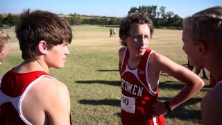 Smith Center KS Cross Country Meet 2015