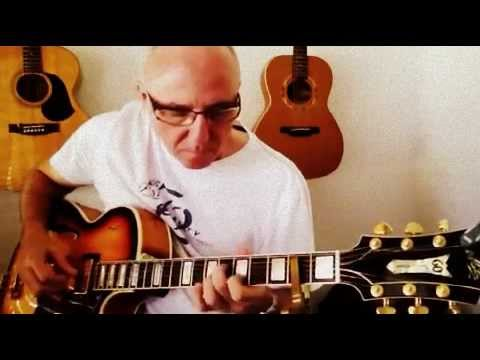 Here Comes The Bride - Guitar Instrumental - Ian Bennett Guitarist video
