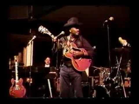 Otis Rush - LA Jones&The Blues Messengers - Wonder Why
