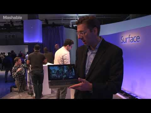 Microsoft Surface 2: Hands On