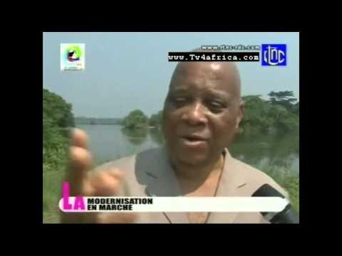 RDC CONGO DEBUT CHUTES KATENDE – KASAI OCC.  PARTIE1 (JUIL. 2013)