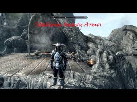 Skyrim Все одеяние, комплекты брони, робы, наряды, костюмы более 200 разновидностей.