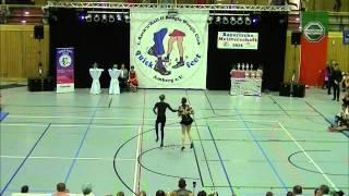 Melanie Hecht & Philipp Preidl - Landesmeisterschaft Bayern 2015