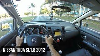 Nissan Tiida 2012 - POV
