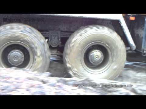 6x6 zetros offroad