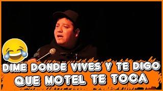Alan Saldaña   Dime Dónde Vives y Te Digo Que Motel Te Toca