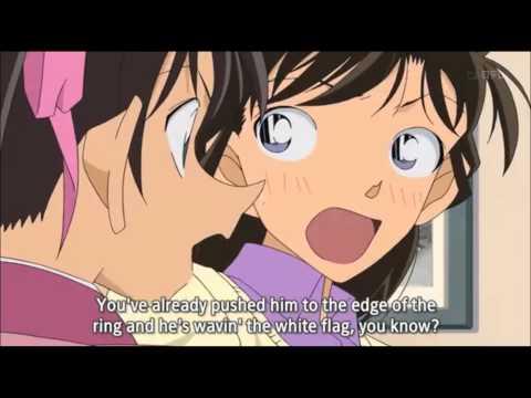 Detective Conan: Girl Moves