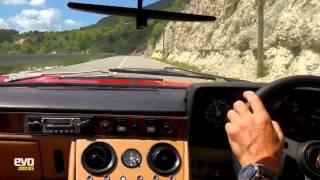 Lamborghini Espada 1000mile road trip