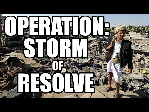 Saudi Arabia Begins Airstrikes Against Yemen Rebels