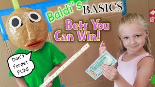 Bets You Can Always Win vs Substitute Teacher Baldi