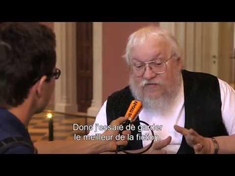 Entrevista a George R R Martin: Los dragones son bombas atómicas