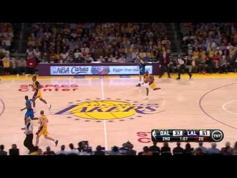 Kobe Bryant Triple Double LA Lakers vs Dallas Mavericks | April 2, 2013 | Full Highlights | HD|