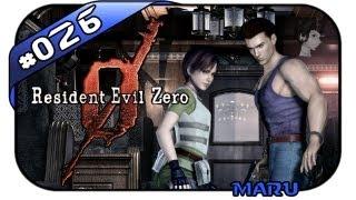 Resident Evil Zero #026 - Deutsch German - Heldenhafte Rettung