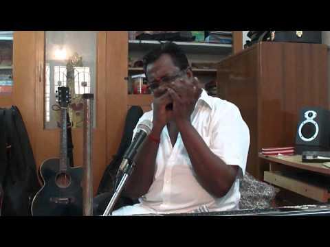 Sare Jahan Se Acha In Harmonica Key c By Nanganallur P.v.s.jagath Eesan,chennai. video