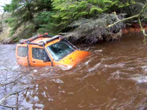 v8 Jimny Swimming Drumclog