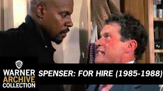 Tonight on Spenser for Hire!