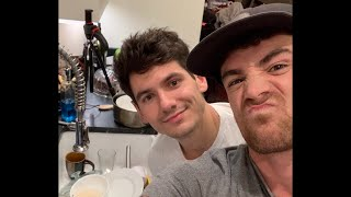 LIVE with PJ AND THOMAS: Cleaning the Kitchen