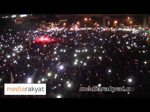 Blackout 505 Grand Finale: NegaraKu In Sea Of Light