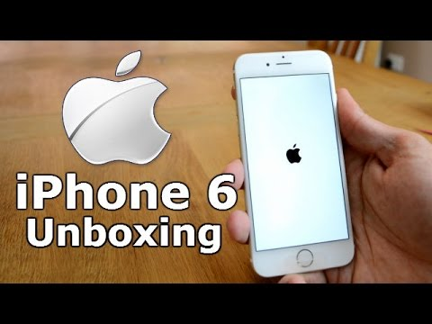 iPhone 6 Unboxing | UK Gold Edition | First Impressions Review + Giveaway!