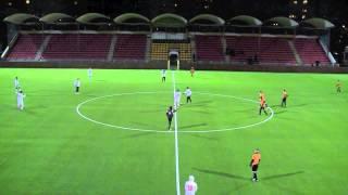 Highlights AFC Talent team - Mälarhöjdens IK (friendly)
