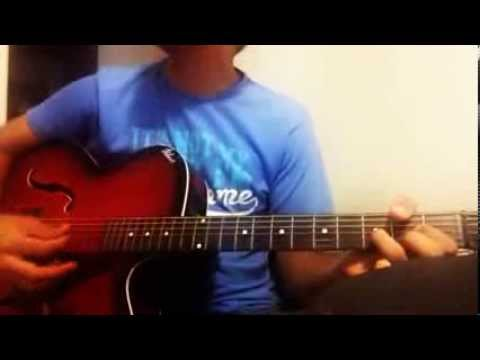 how to play the otherside on guitar by jason derulo