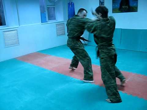 SYSTEMA TRAINING - Knife Fighting 1- THREE KNIFE TECHNIQUES Image 1