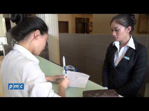 Pmc - Chia Sẻ Về Ngày Làm Việc Của Nhân Viên Lễ Tân Tại Tổ Hợp Chung Cư Sky City Towers video
