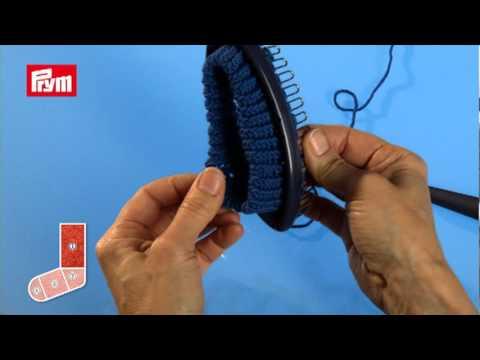 Prym Sock Loom - Easy Sock Knitter - YouTube