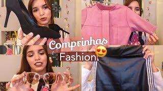 COMPRINHAS FASHION 2018 #2  - Roupas baratas, sapatos, acessórios e makes| Debora Freitas