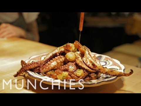 Munchies: Bar Isabel