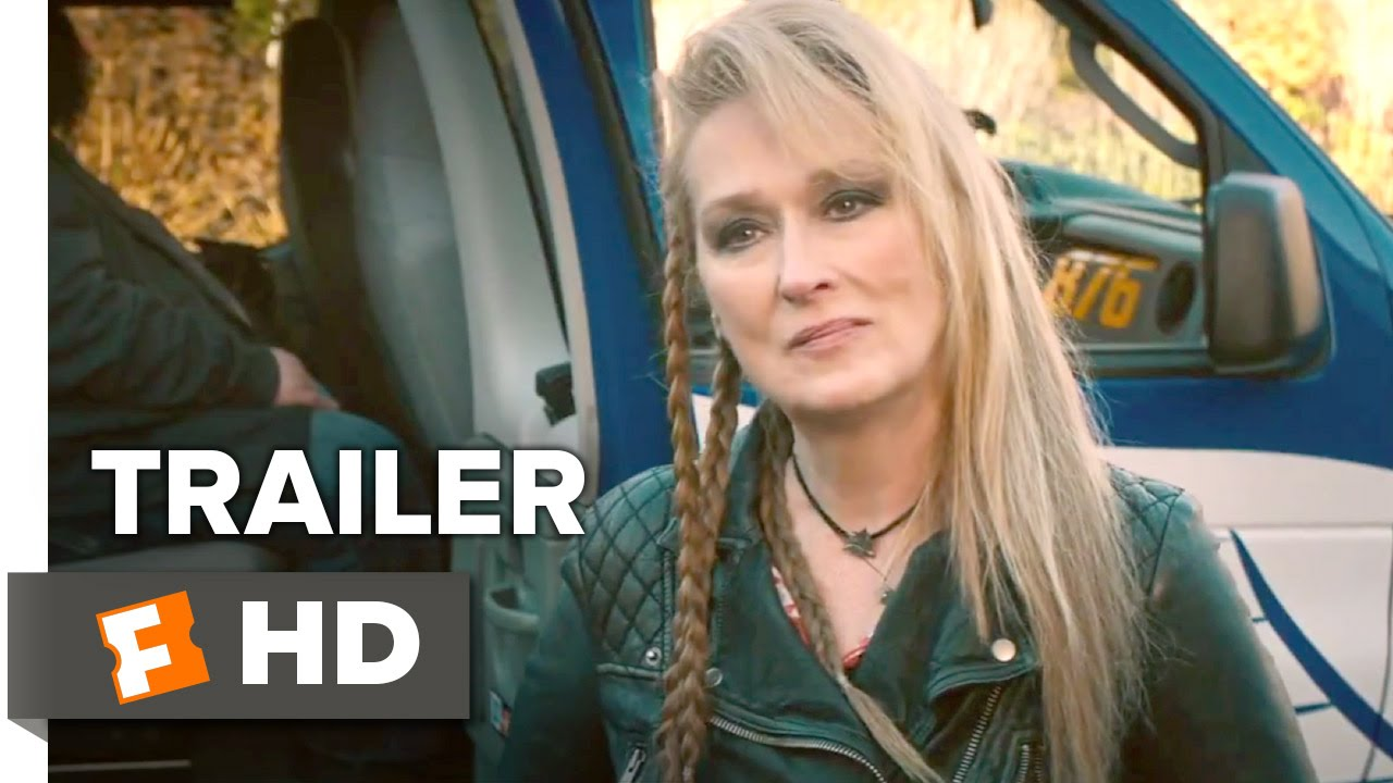 Ricki and the Flash Official UK Trailer #2 (2015) - Meryl Streep Movie HD