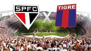Sul-Americana 2012  (Final)  São Paulo x Tigre  (Completo)