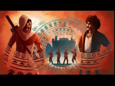 Assassin´s Creed Chronicles India : La huida