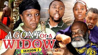 AGONY OF A WIDOW 2 - 2018 LATEST NIGERIAN NOLYWOOD MOVIES || TRENDING NOLLYWOOD MOVIES