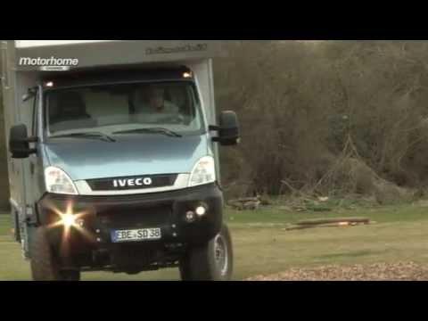 Bimobil 4x4 EX 358 Review Motorhome Channel