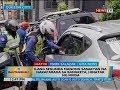 BT: Mga residenteng nakaharang sa bangketa, nagulat sa pagsita ng MMDA kahit umuulan
