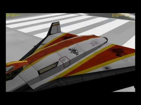 Tutorial de Orbiter - DeltaGlider IV - Versión Joystick