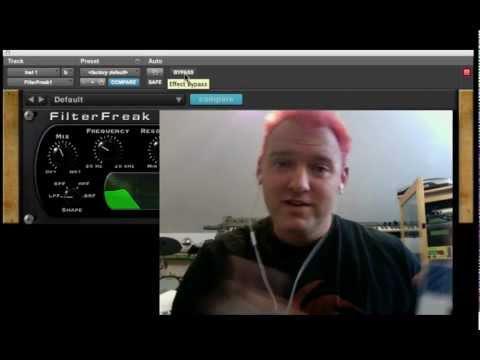 SoundToys: FilterFreak Synth Bass Enhancer Tip