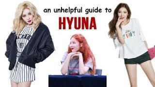 Download Lagu an unhelpful guide to hyuna Gratis STAFABAND
